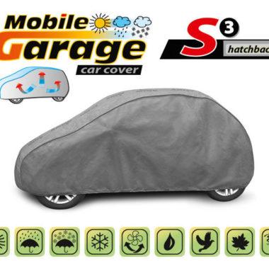 Bâche de protection voitures pour S3 Hatchback