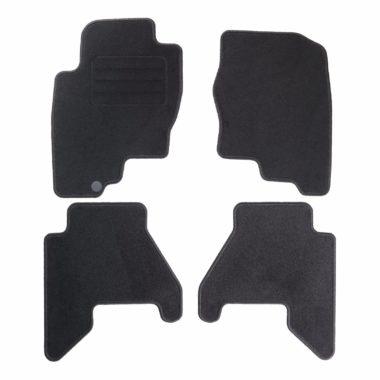 tapis de sol pour Nissan Pathfinder 3 III R51 depuis 2005