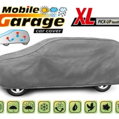 Bache respirable pour XL pick upUBISHI L 200