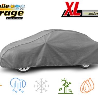 Bâche de protection voitures pour XL sedan