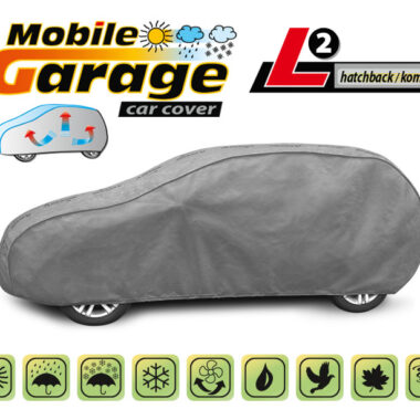 bache voiture mobile garage L2